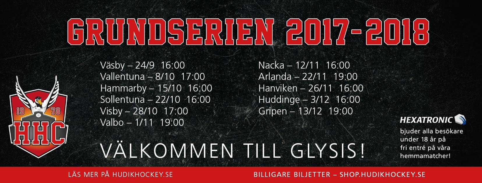Hudik Hockey-Hammarby IF