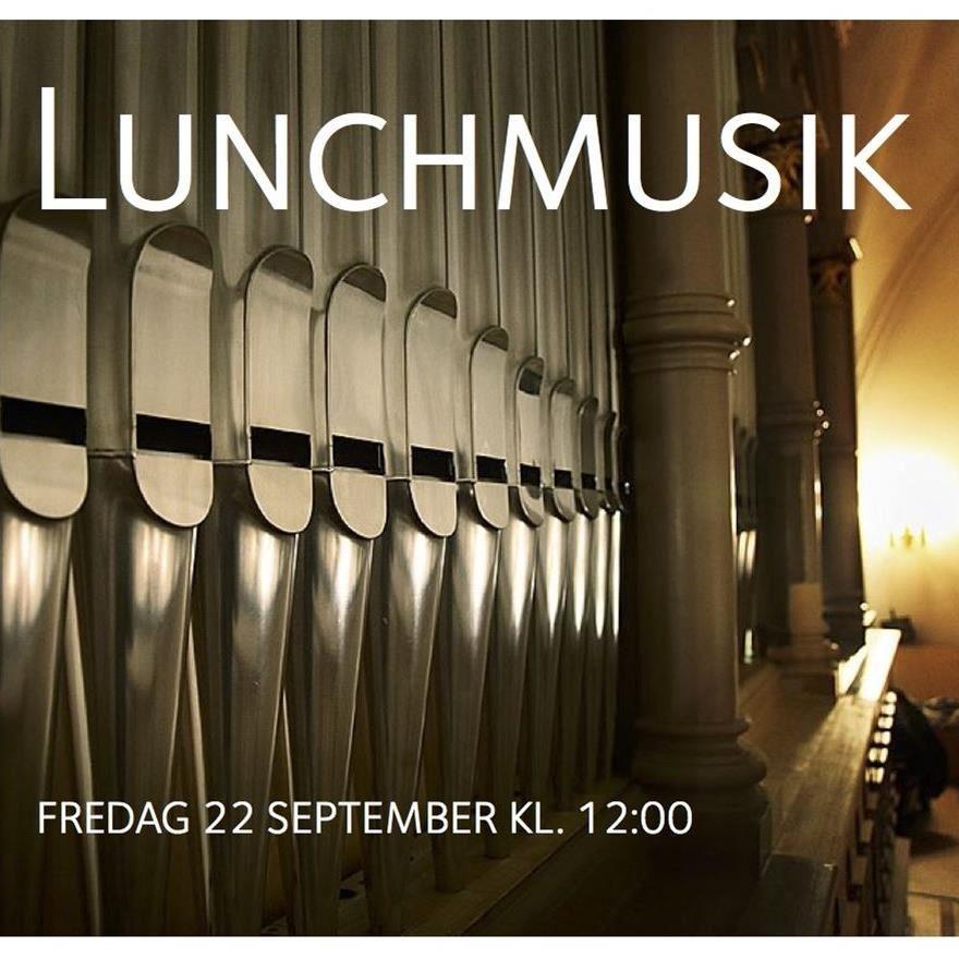 Lunchmusik i St:a Ragnhilds Kyrka