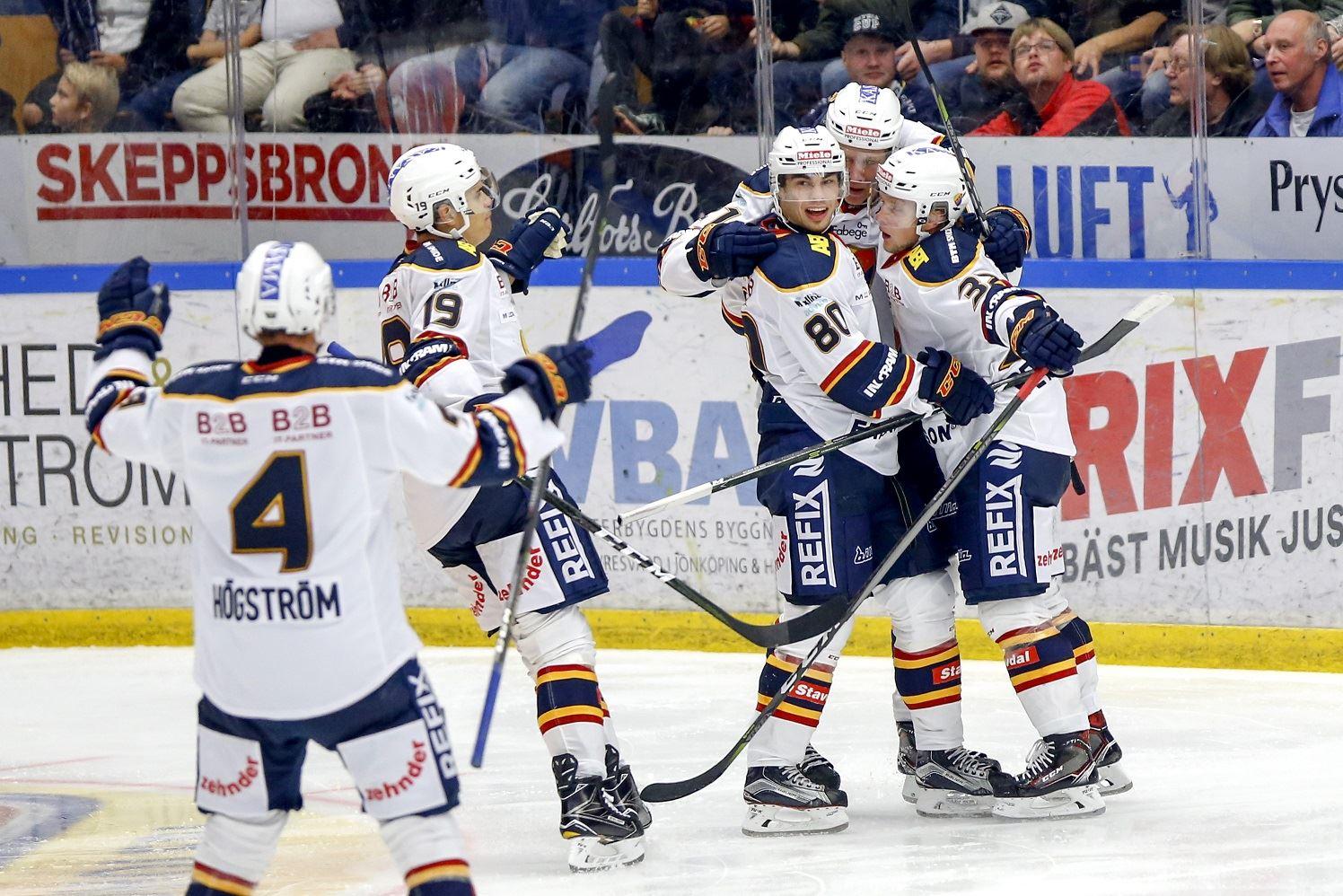 Biljett till Djurgården Hockey