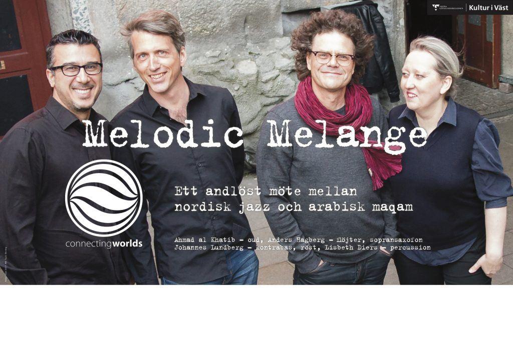 Konsert - Melodic Melange