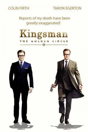 Bio: Kingsman - The Golden Circle