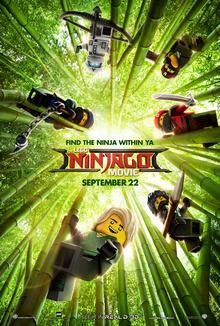 Bio: LEGO Ninjago Filmen 3D/2D