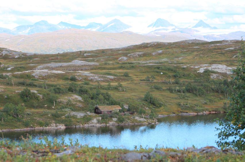 Korgfjellet Fjellstue, Korgfjellet kro & motell