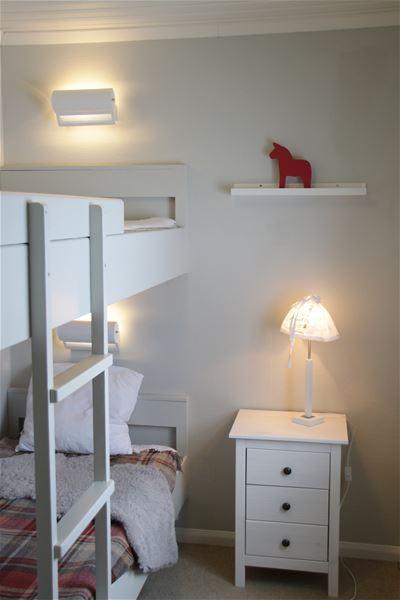 Djupdalen 4+2 beds with sauna