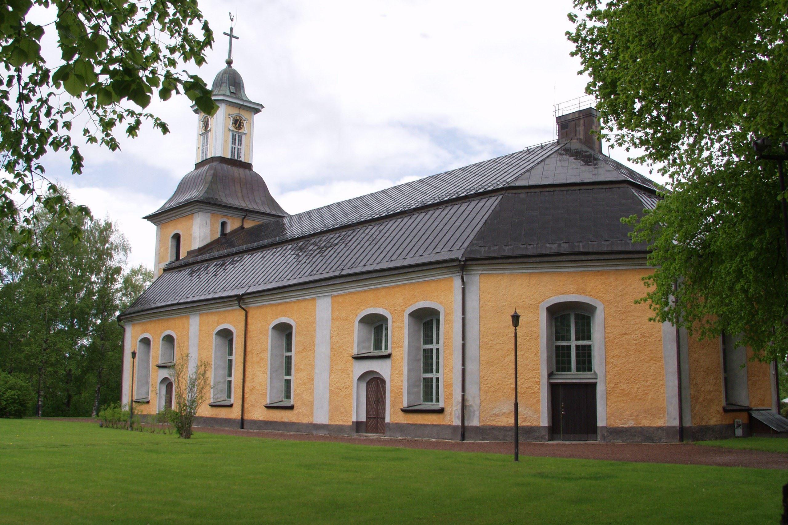 Musikmässa i Gustafs kyrka