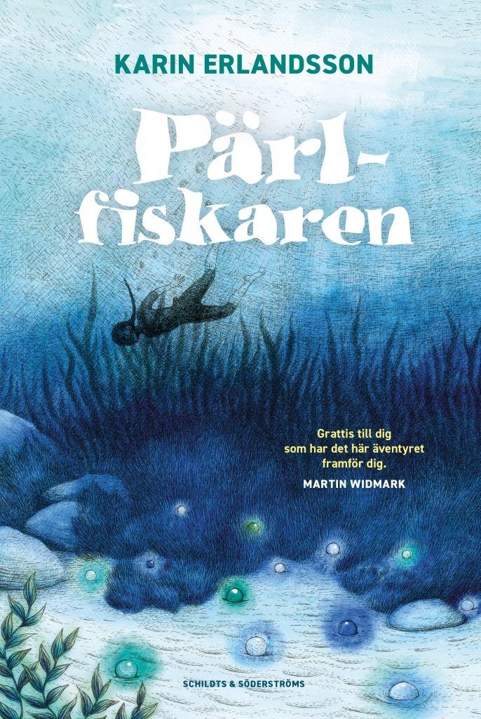 Barnboksrelease med Karin Erlandsson i Stadsbiblioteket