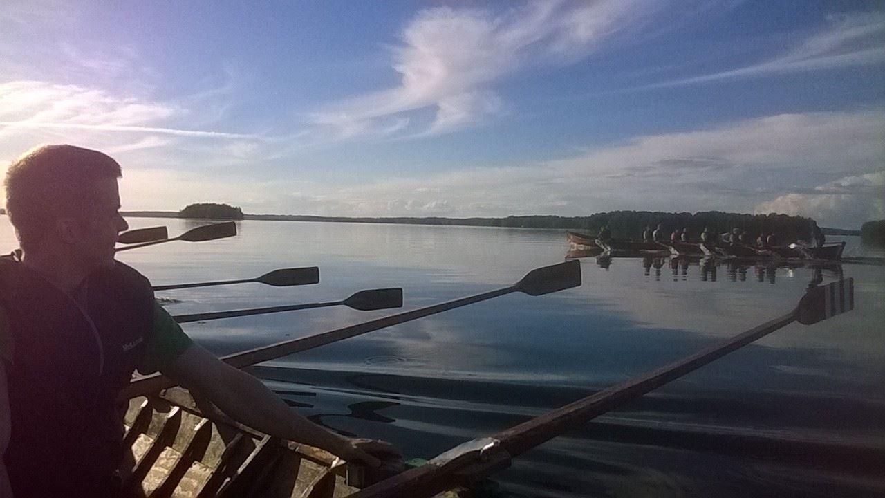 Churchboat rowing