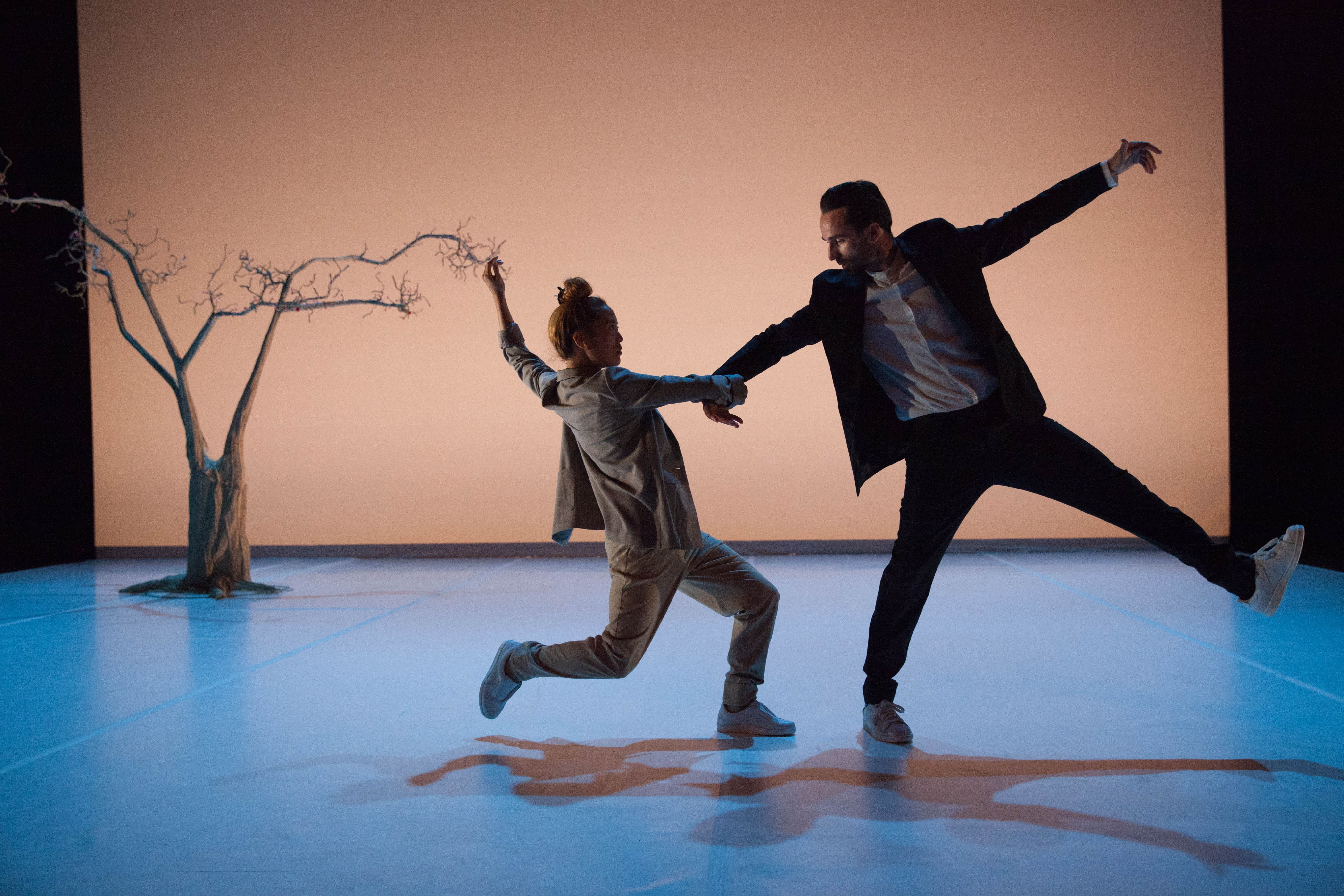 Monchichi / Honji Wang & Sébastien Ramirez - Montpellier Danse