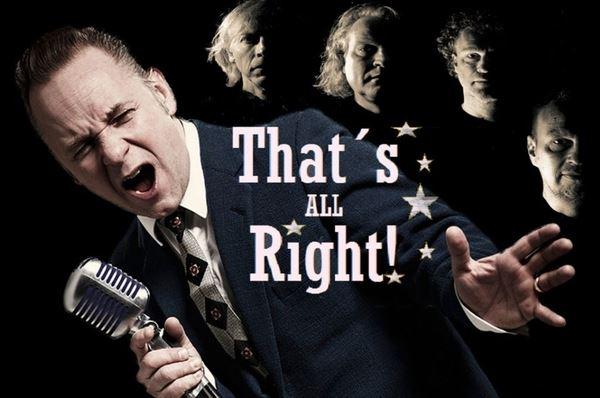 """That's All right"" - Kingen"
