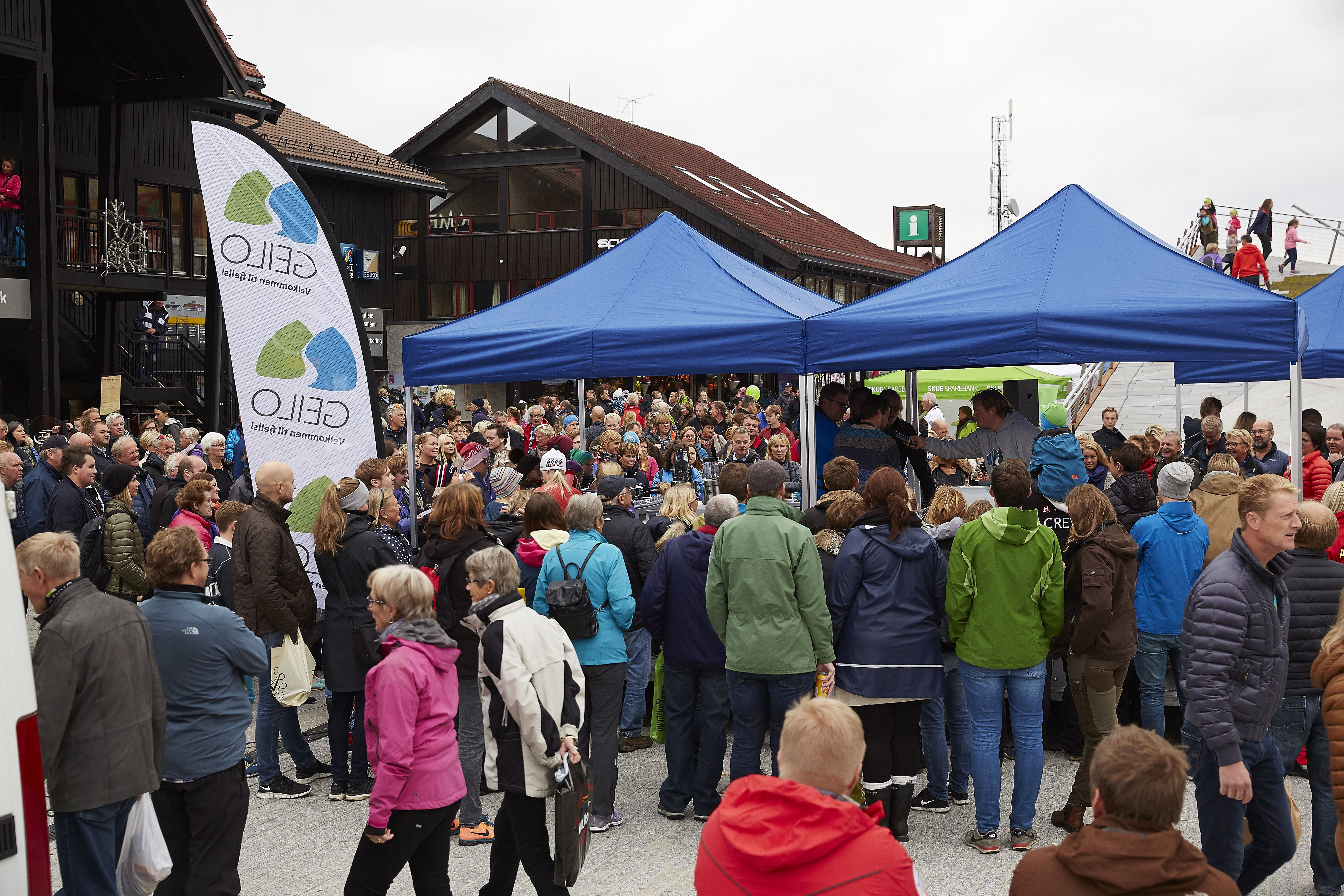 Norwegian Food festival