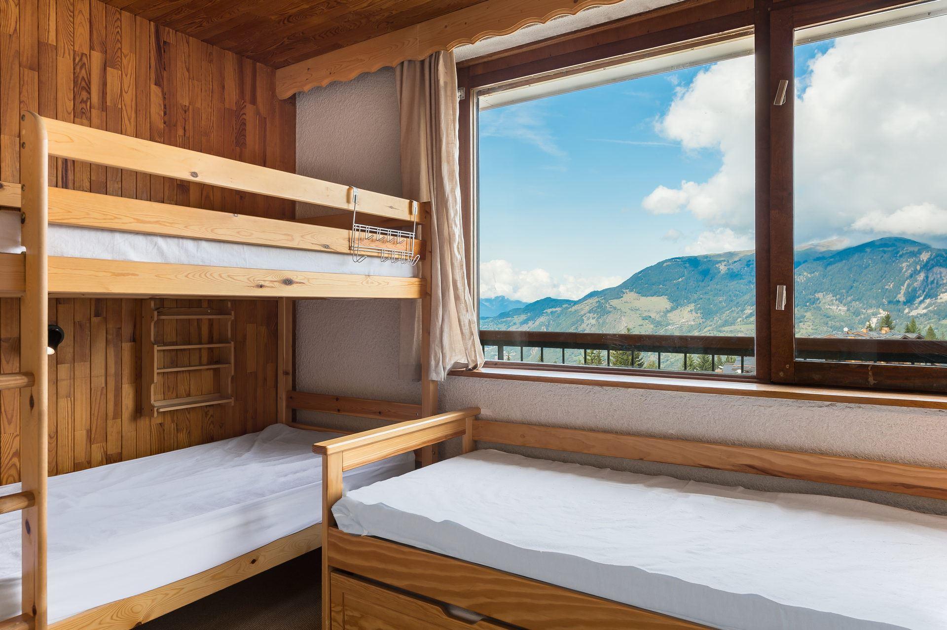 2 pièces cabine 6 personnes / CROIX DE VERDON 609 (montagne)