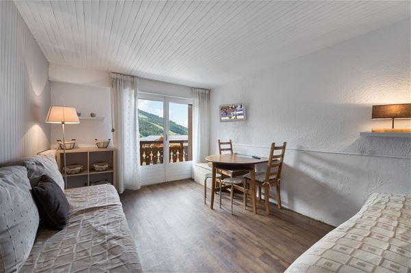 1 studio 3 people / LE MARQUIS 307 (Mountain) / Tranquillity Booking