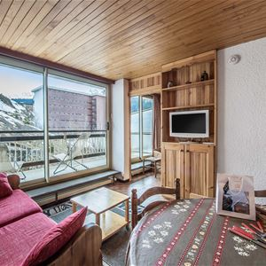 2 rooms 4 people ski in-ski out / OURSE BLEUE 408 (Mountain)