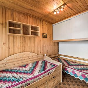 2 rooms 4 people ski in-ski out / OURSE BLEUE 408 (Mountain of Charm)