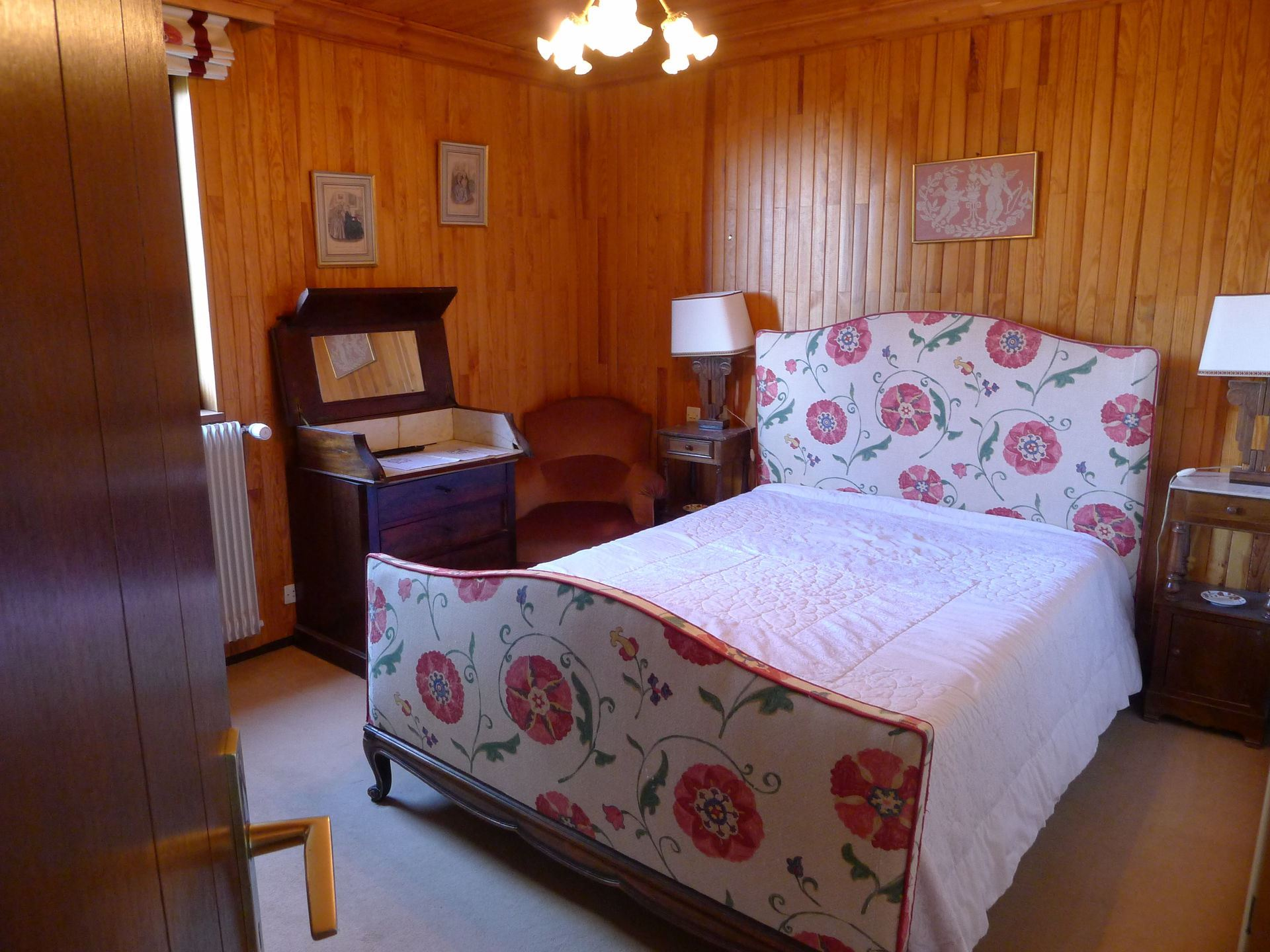 3 rooms 6 people ski-in ski-out / OURSE BLEUE 509 (mountain of charm)