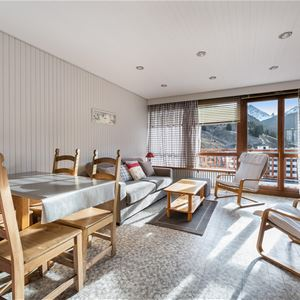1 studio 4 people ski-in ski-out / RESIDENCE 1650 26 (Mountain of Charm)