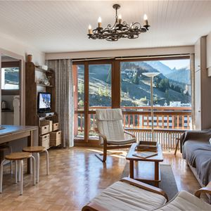 1 studio 4 people ski-in ski-out / RESIDENCE 1650 27 (Mountain) / Tranquillity Booking