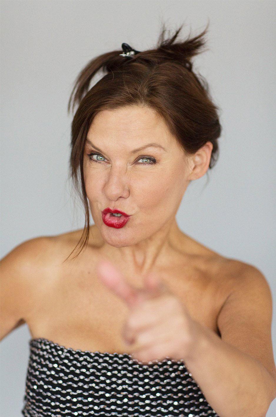 Kulturlunch: Anna-Lena Brundin - Den arga snippan
