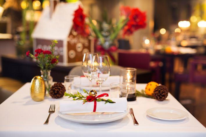 Julbord på Elite Hotel Knaust