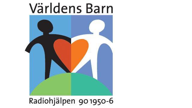 Sändning radio P4 Gävleborg på torget/Insamling för världens barn