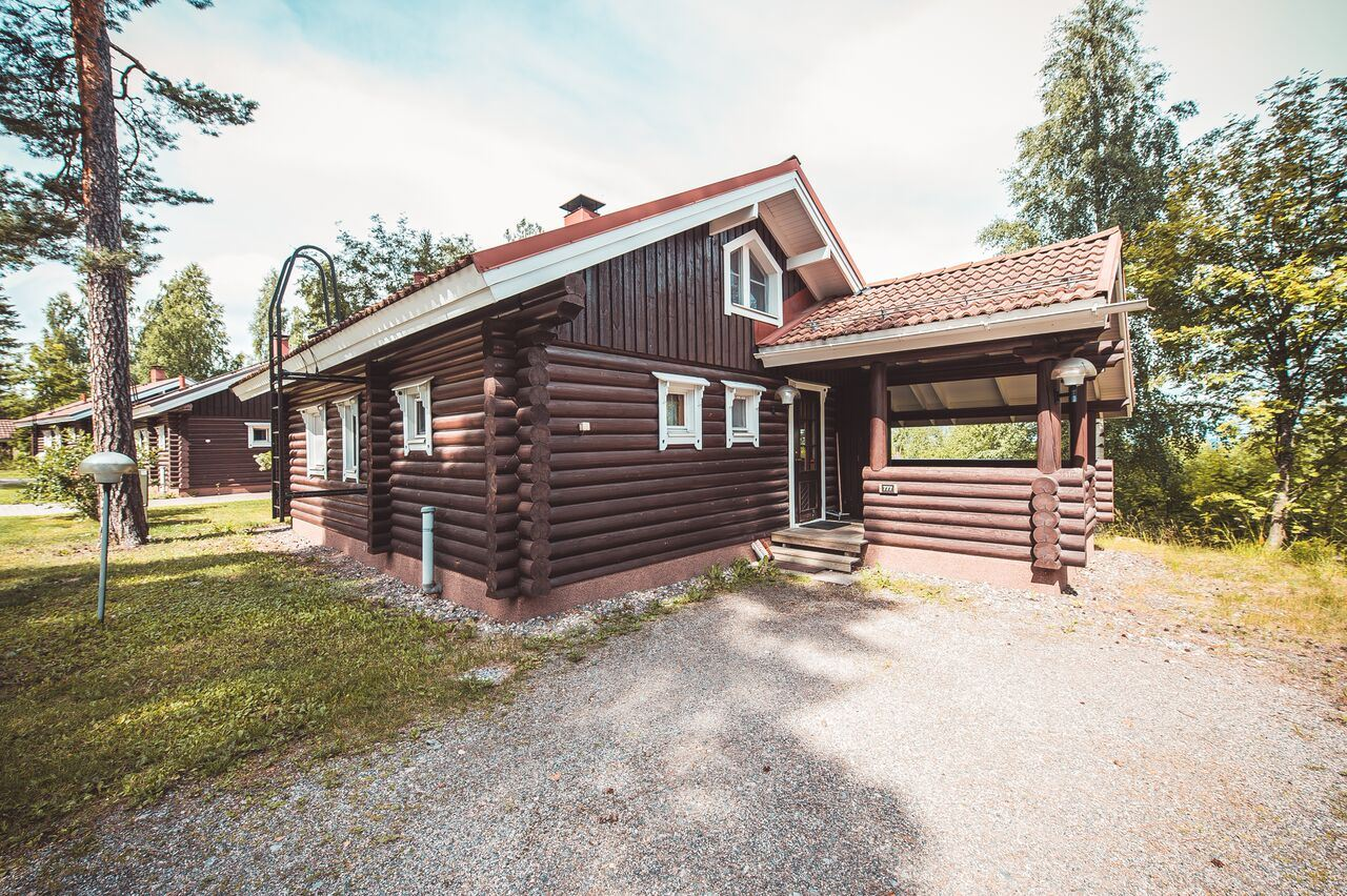 Log cottages | Messilä