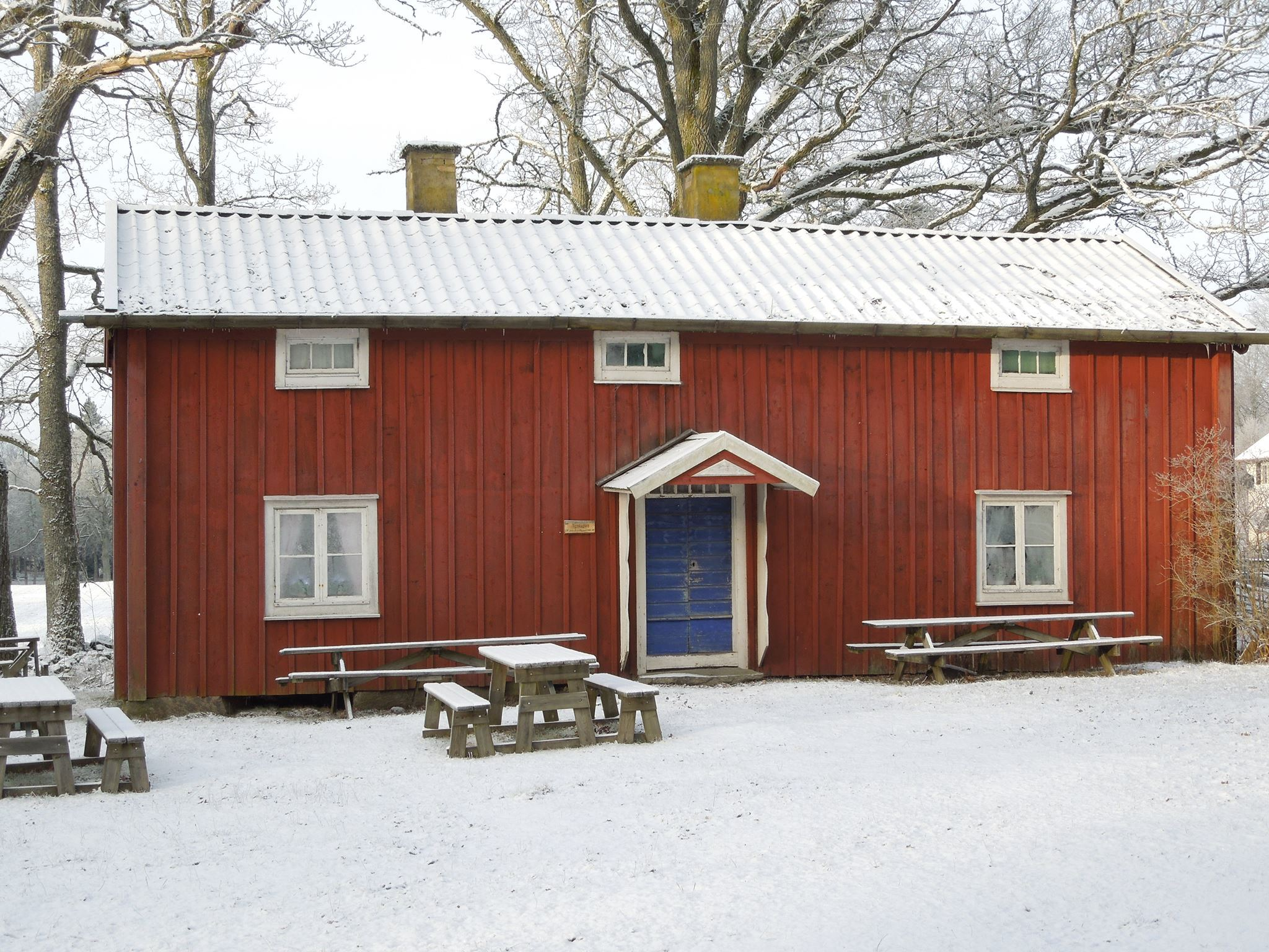 Julmarknad Voxtorp - Slöjdarna i Värnamo