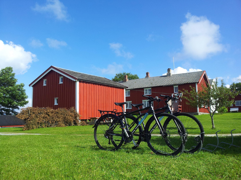 Sykkelutleie Herøy og Dønna - Ut i Øyan