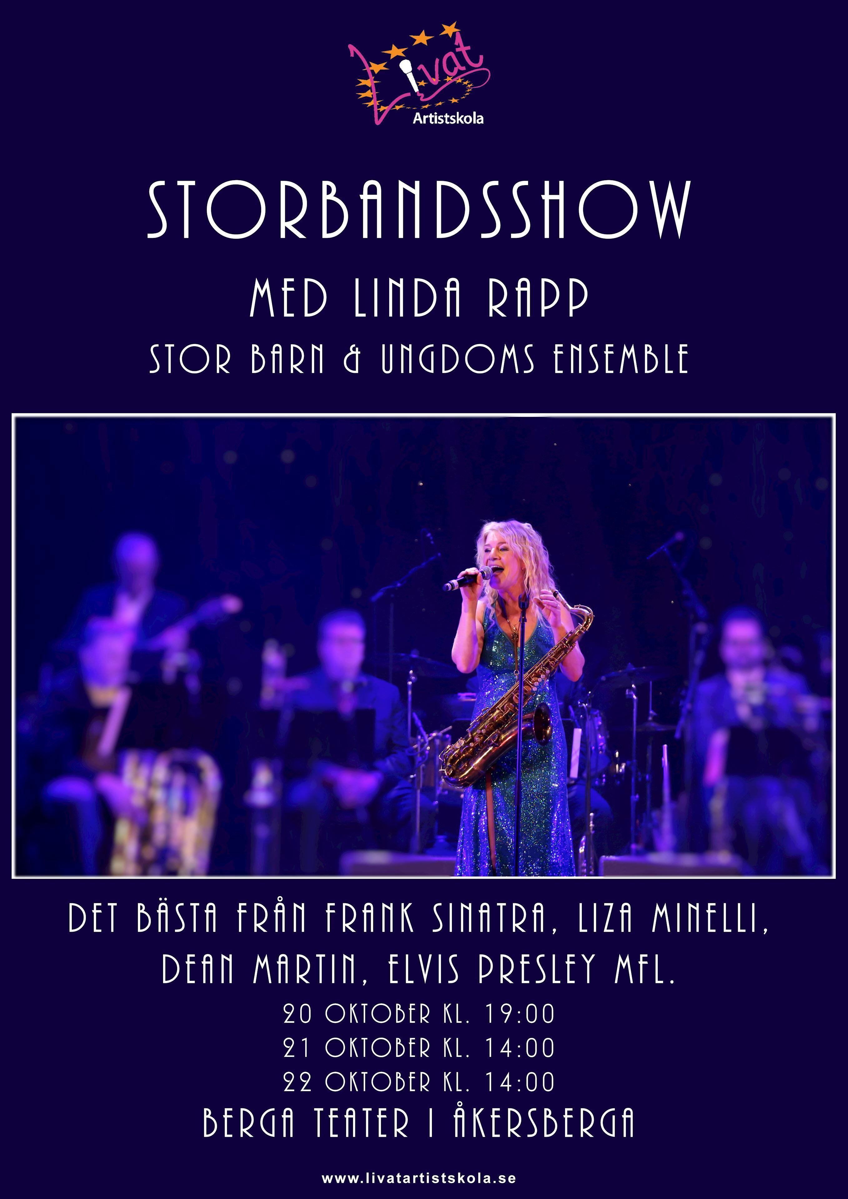 Livat Storbandsshow, Åkersberga