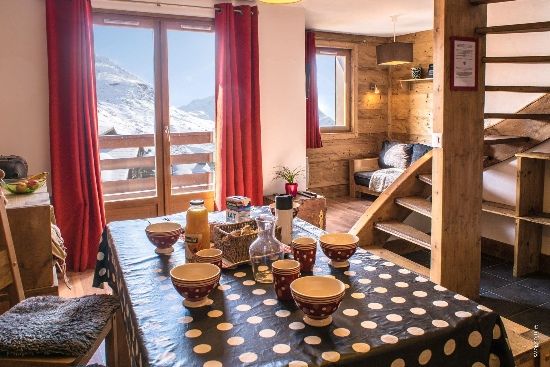REINE BLANCHE 115 / 3 ROOMS 6 PEOPLE GRAND COMFORT CHARM