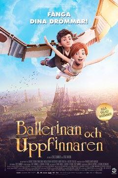 Kulturlovsbio: Ballerinan och Uppfinnaren