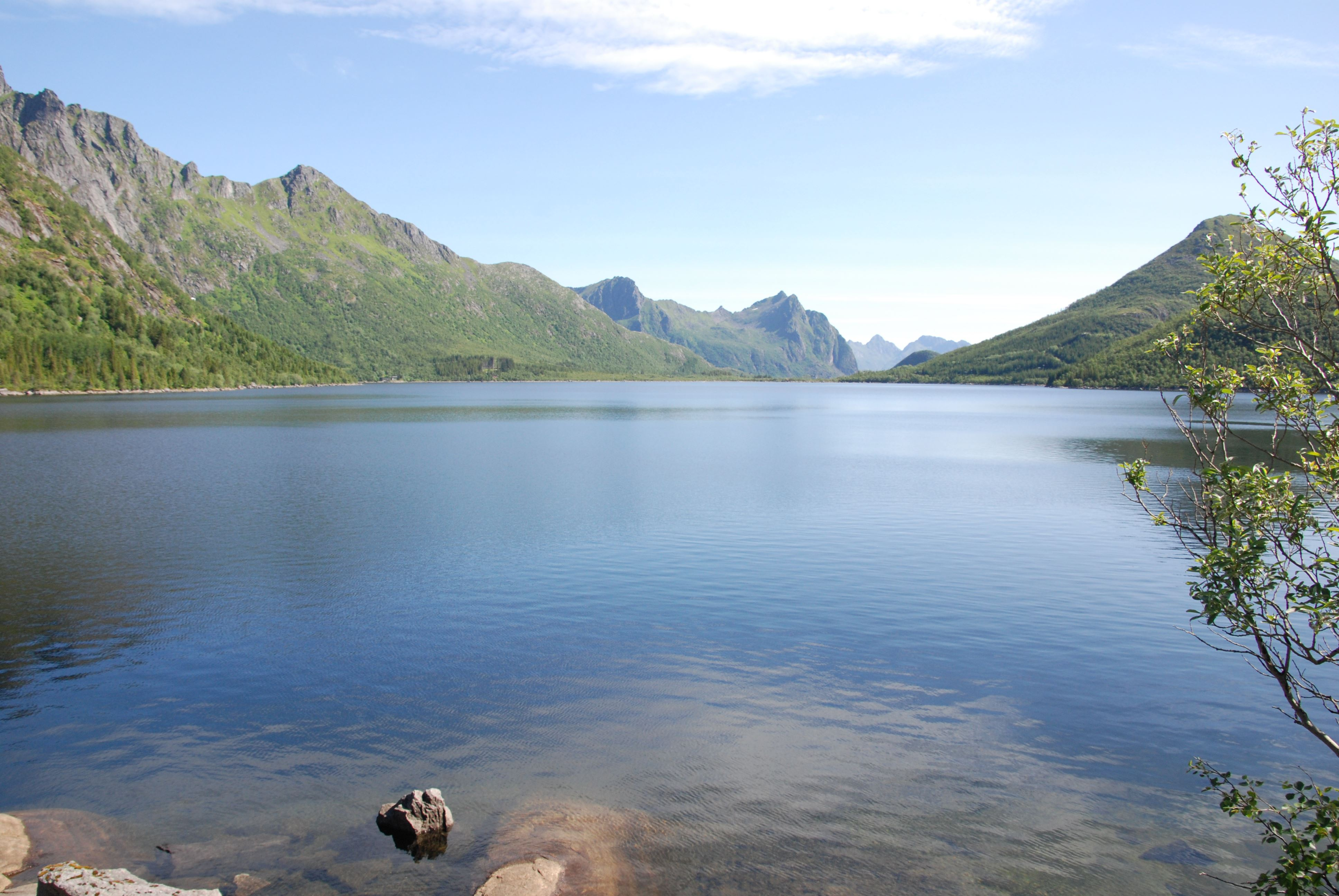 Nordic Walking i Lofoten