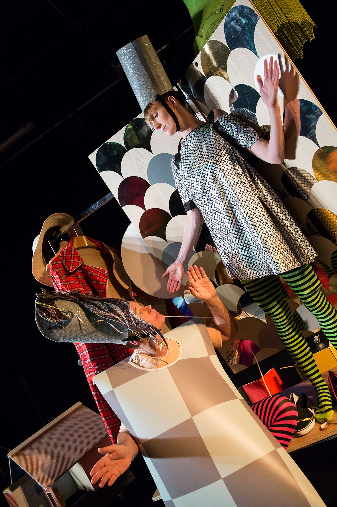 Barnkultur - Eli & Rio med Teater Tre, Stockholm