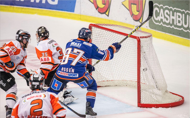 Hockey: Växjö Lakers - Djurgården