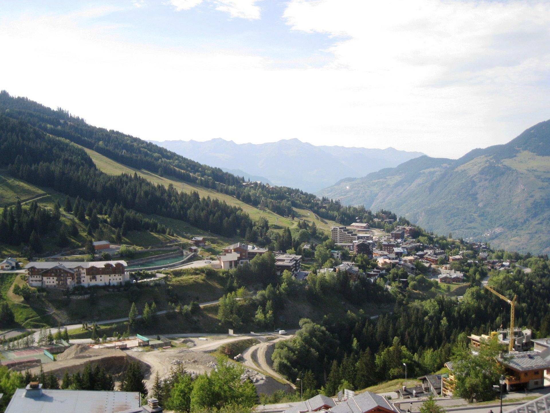 3 pièces 7 personnes ski aux pieds / RESIDENCE 1650 12 (montagne)