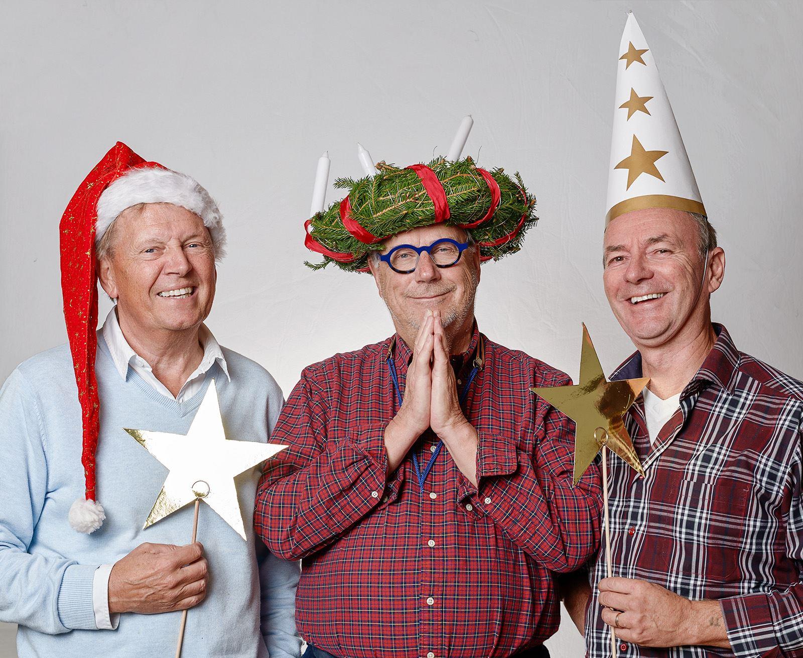 """Julshow """"Bland töntar och troll"""""""