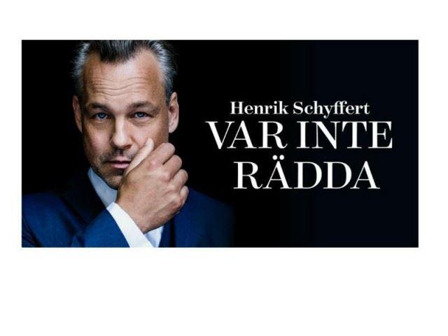 "Stand-up show ""Var inte rädda"" med Henrik Schyffert"