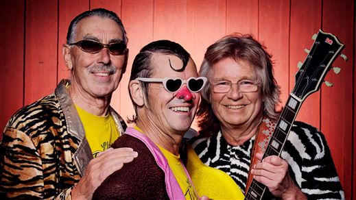 Electric Banana Band - Inspelad konsert