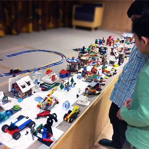 Höstlov: LEGO-event