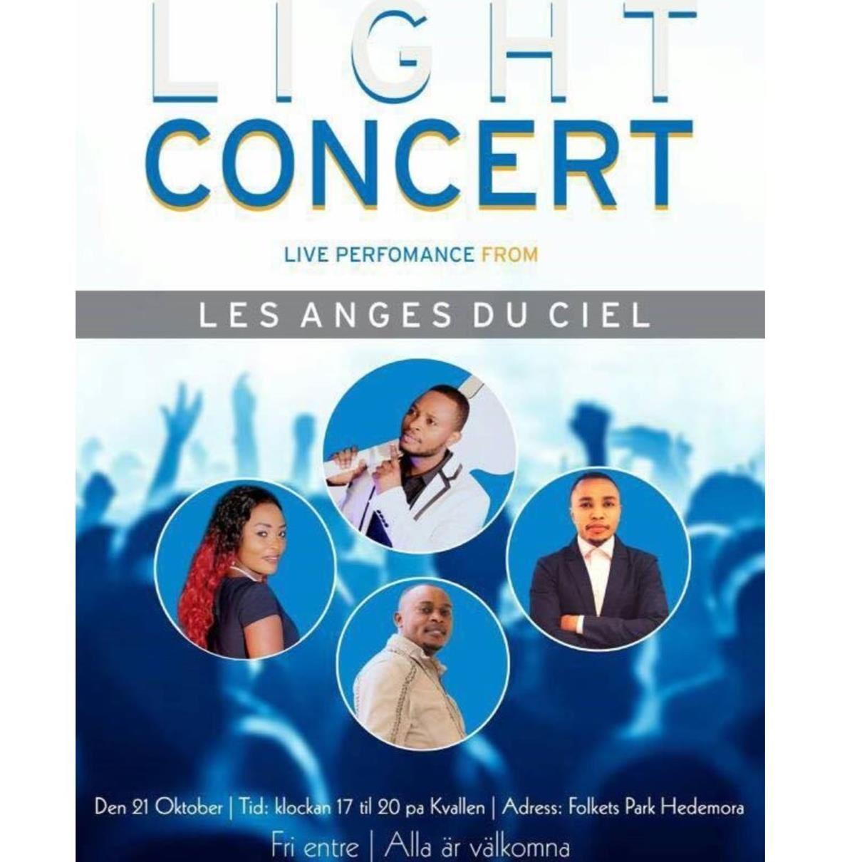 Light Concert - En Stor Ljus Konsert