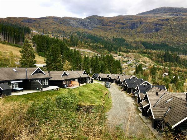 Voss Resort Bavallslia cabins