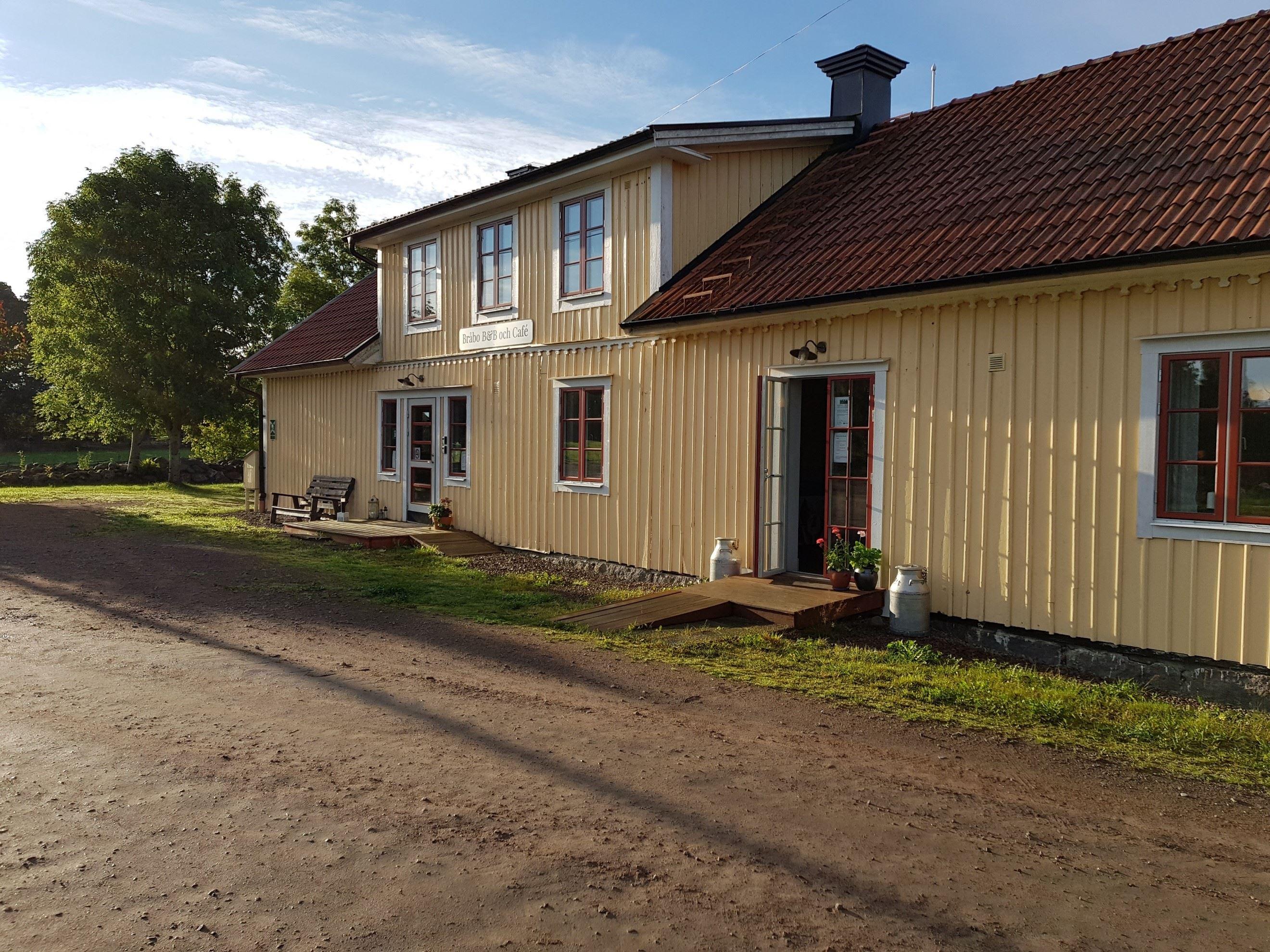 Folk och fä i Bråbygden