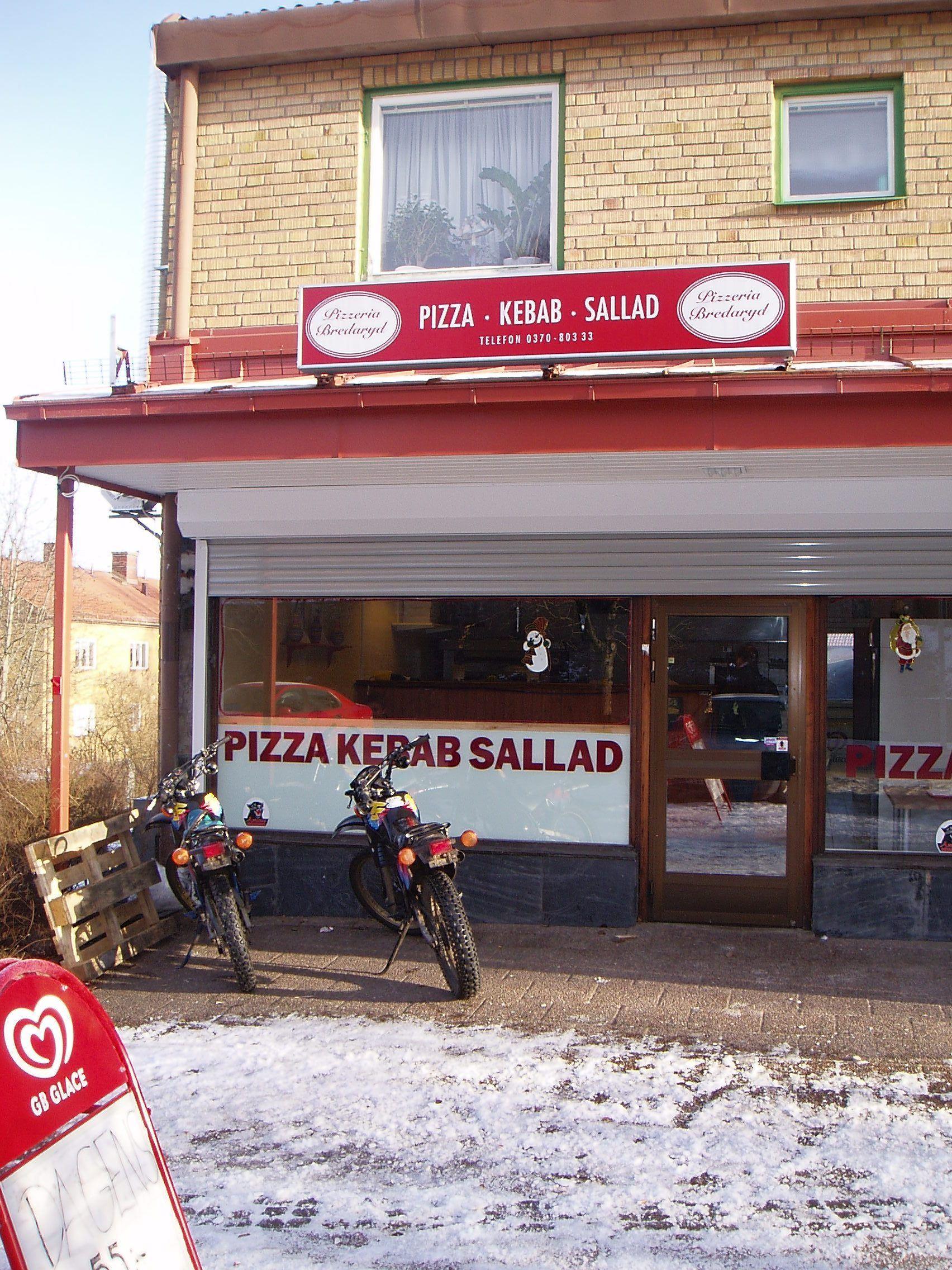 Pizzeria & Restaurang Bredaryd