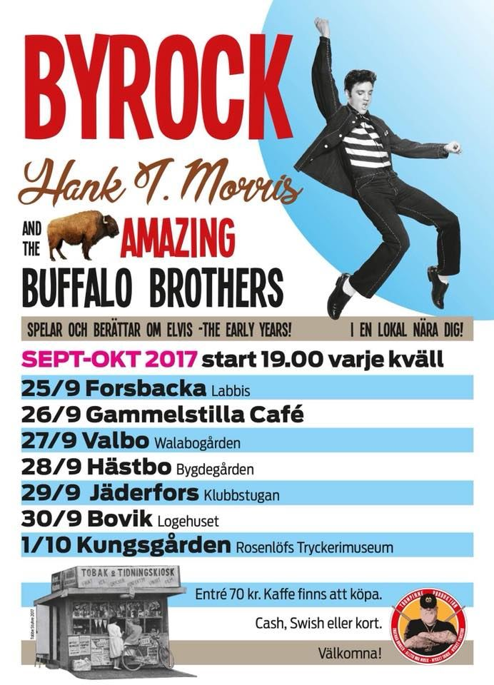 Byrock - Hank T. Morris and the Amazing Buffalo Brothers