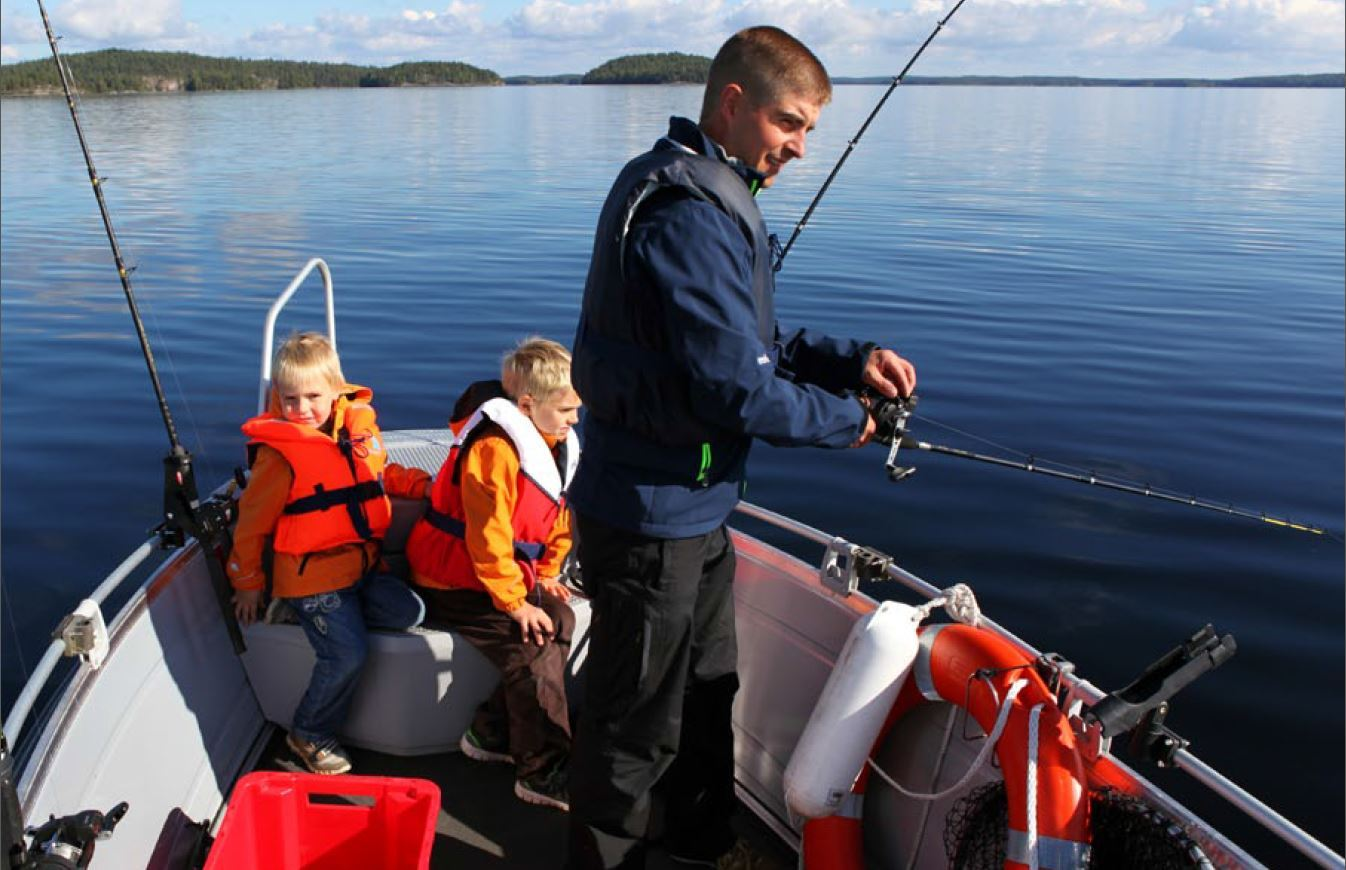 Lake Päijänne Fishing Adventure | Kiuasniemi Marina