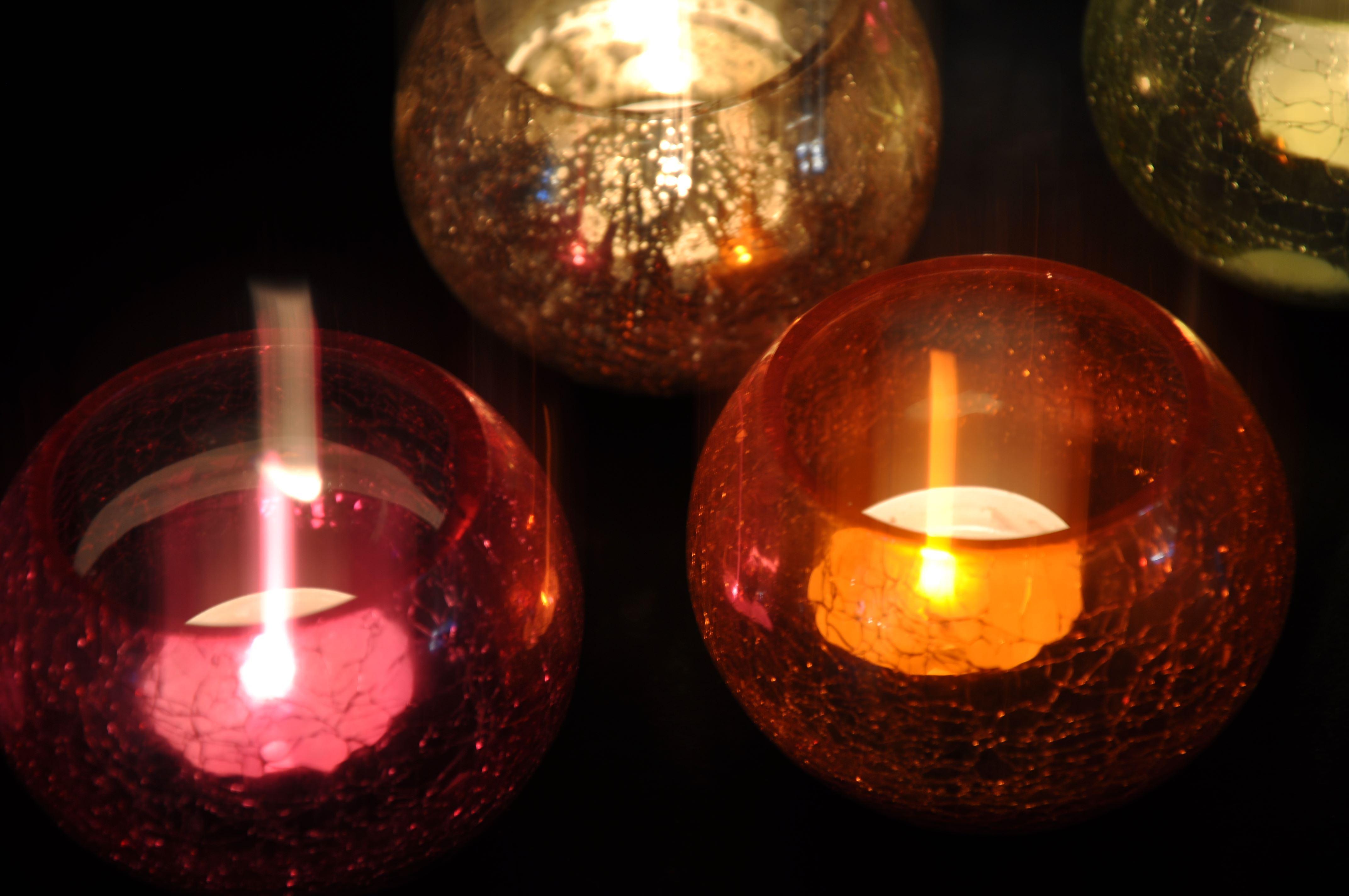 Meditation: Kom in och mys i höstmörkret