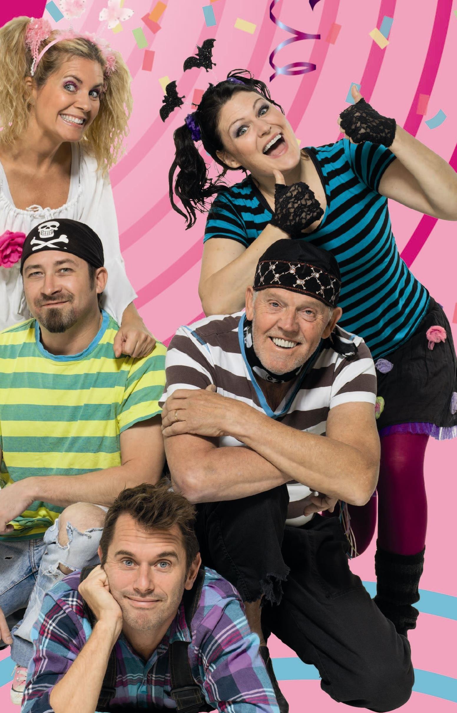 Musik: Duran & Mollans allsångsshow - 10-årskalaset