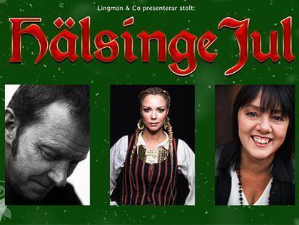 Hälsingejul med Åsa Jinder, Bengan Jansson och Anna Sahlene