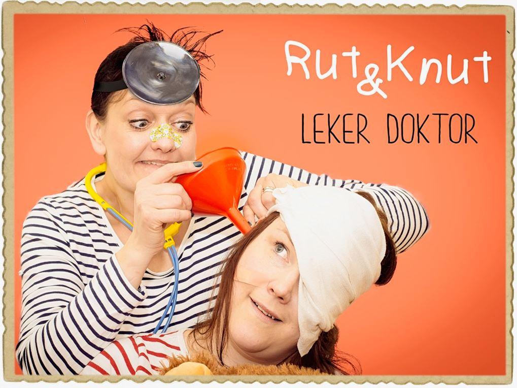Barnteater - Rut och Knut leker doktor