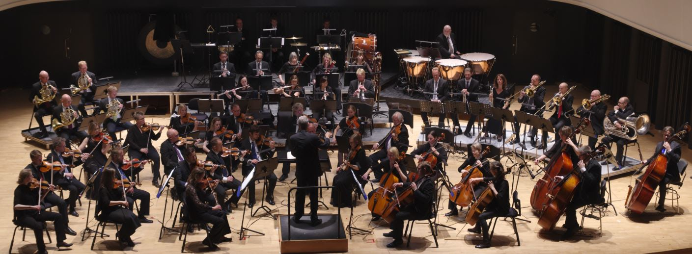 Mozartska kontraster.  NorrlandsOperans Symfoniorkester