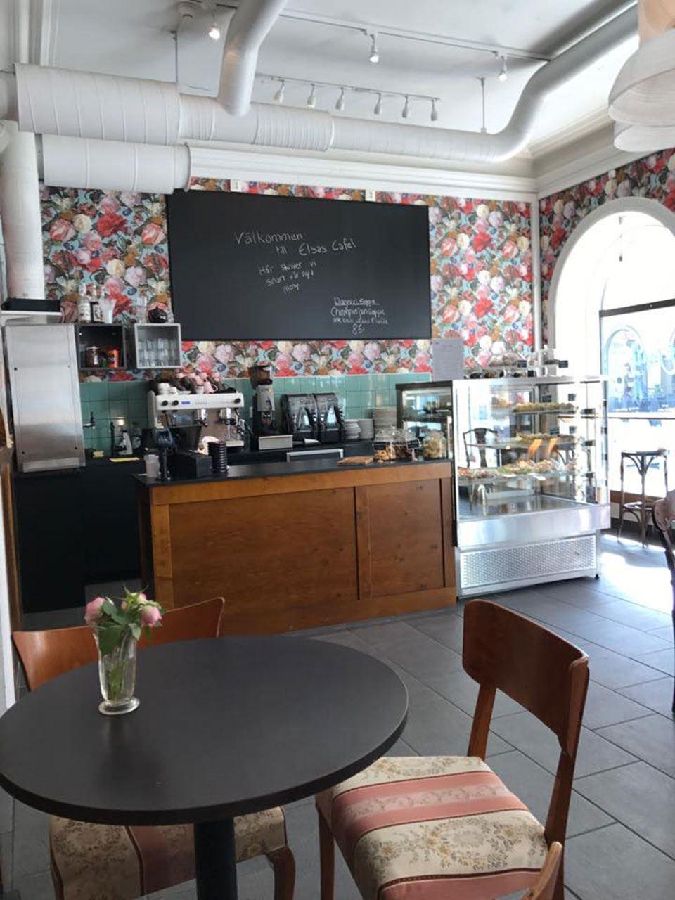 Elsa's café
